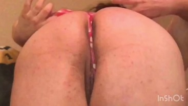 Milf Sucks Cock and  gets creamy pussy fucked hard