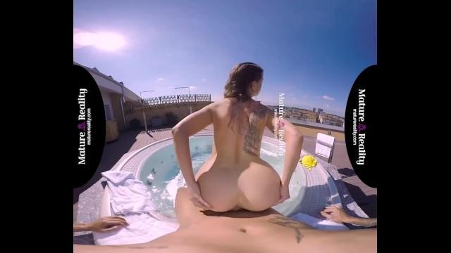 Emile ardolino nude Maturereality vr - fucking my buddys slutty wife