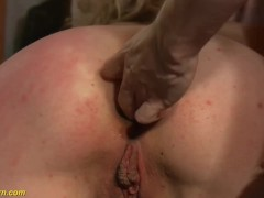 her first public anal fucking