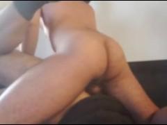 Fucking bare hot hairy Arab fwb (raw fuck)