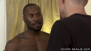 Boy dick is college black loving white iconmale that hunk anal big