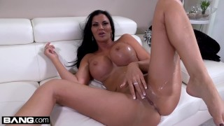 Jasmine Jae brings her young boy toy along for a POV fucking Pov amateur