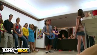 BANGBROS - College Sex Bang Bros Style! With Alexis Texas And Friends! Bungabunga grossi