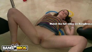 BANGBROS - College Sex Bang Bros Style! With Alexis Texas And Friends! Model beautiful