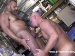 Sterling Johnson & Valentino Fuentes Raw Latino Heat