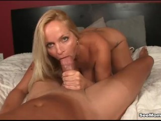 Pure Milf Online Horny Milf Gets Excited To See Big-Dicked Guy Sleeping Naked, Big Tits