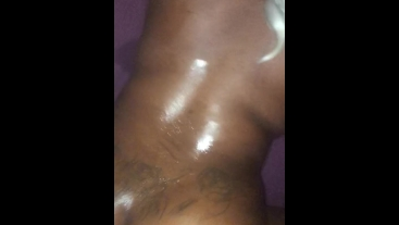 Daddy Can't Get Enough Of This Creamy Pussy
