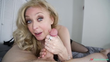 Cupids-Eden - Nina Hartley Shows Up At My Place