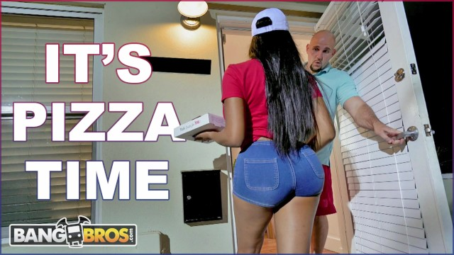 Pizza delivery girl pornhub