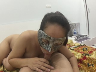 Ass parade 18 my chubby wife love sucking my cock, she is so horny right now, chubby horny wife chub
