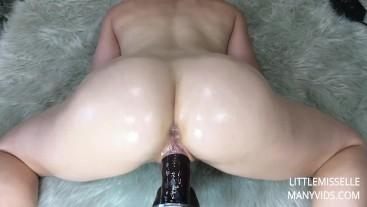 Ass Shaking Fuck Machine