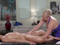 AllGirlMassage Ryan Keely Practices Massages On Teen Step Daughter