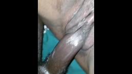 Sweet clean black pussy