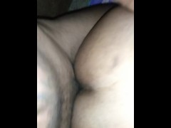 Daddy said fucc pussy gimmie that ass