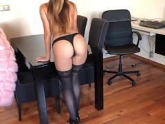 My girlfriend adore anal punishments. HD