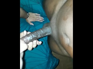 BBC WORSHIP PAWG BBW WORSHIP Curved9incher Sux and stroked