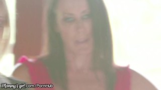 MommysGirl MILFs India Summer Reagan Foxx & Teen Amilia Onyx Khalifa big