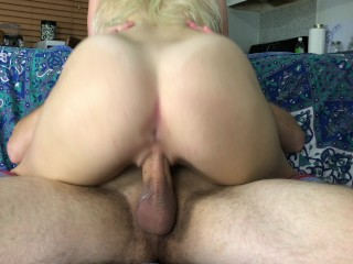 He Can't Stop Cumming in Me 4K