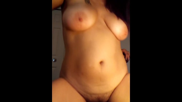 Ass n titties video Mesmerizing titties while riding a big cock