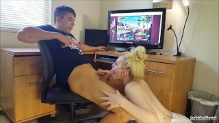 Nutaku Game Makes Girlfriend Horny Tits cock