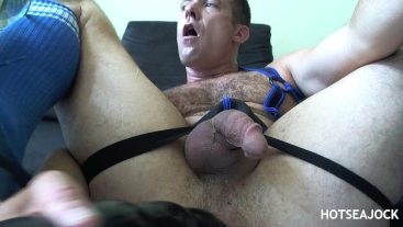 CAMMING with VERBAL CHICAGO DADDY really STRETCHING my HOLE
