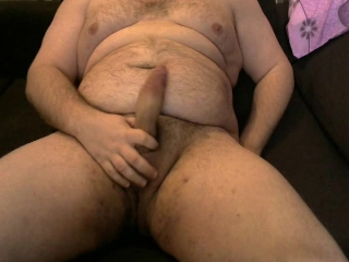 Chubby with big dick