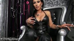 Mistress Kennya: Bottled dreams of me preview