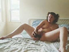 All Porn Tube The Biggest I've Ever Had Inside Me | BBC Dildo BBC - Big Black Cock