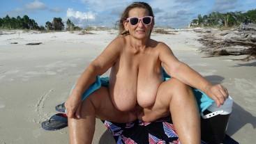 Beach Seduction (includes 46 photo musical slide show)