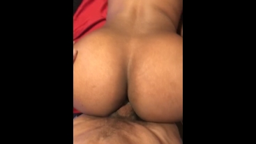 Cream on My BBC why not now? Big Fluffy booty Perfect Arch Ultimate Bbw