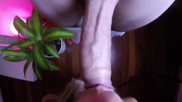 Female POV Blowjob I Want You To Cum in My Mouth - Amateur