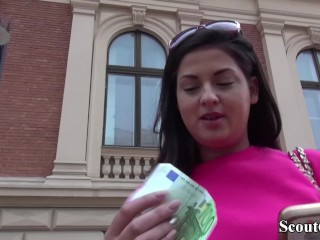 Wife Nude On Video German Scout - Teeny Coco Del Mare Bei Strassen Casting Fuer Geld