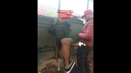 Black Thugs Cruising Park