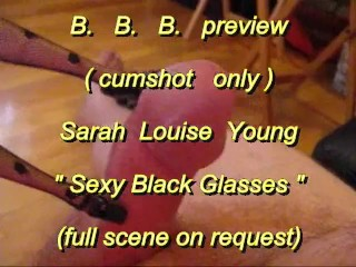 b b b preview sarah louise young sly sexy black glasses with slomo cu