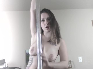 POV Lap Dance and Pole Dancing