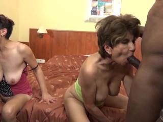 ældre asiatisk sex