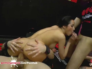 Wife Lets Husband Fuck Another Woman Fucking, Anal Queen Francys Belle In German Goo Girls Pornstar