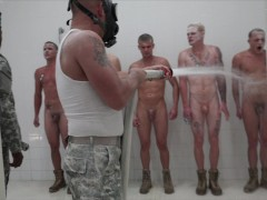 TROOP CANDY - New Military Recruits Getting Hazed, This Is Nuts!
