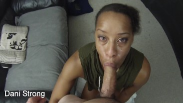 Karen amateur dick sucking
