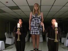 HAZE HER - The next step to sisterhood involves getting hazed