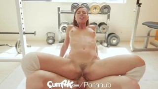 CUM4K MULTIPLE OOZING creampie workout Fuck summer
