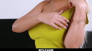 MYLF - Busty White Bikini Latina Clenches A Young Studs Cock Fantasy ever