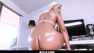 Latina clenches mylf cock white studs young busty bikini a boobs cowgirl