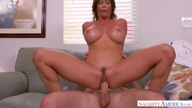 Two hot people having sex