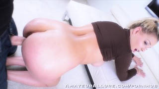 Busty Teen Sophia Lux Gives Head, Gets Fucked by Giant Cock Amateur Allure Mikesapartment slim