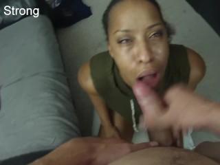 Cum free pic vids hot ebony amateur milf learning to suck dick like a pornstar, butt black mom mothe