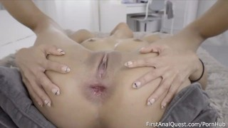 Creampie leal virgin remarkable veronica anal orgasm big