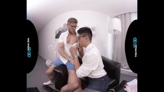Party virtualrealgaycom wild scientific kissing vr