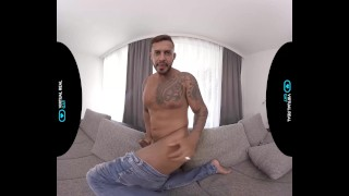 VirtualRealGay.com - Hot alone