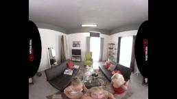 VirtualRealPorn.com - Bachelorette party